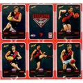 2012 Champions - DIY Laser Stickers - Silver - Essendon Bombers (12)