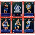 2012 Champions - DIY Laser Stickers - Silver - North Melbourne Kangaroos (12)