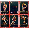 2012 Champions - DIY Laser Stickers - Silver - West Coast Eagles (12)