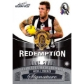 2012 Eternity - Signature Redemption - Dane SWAN (Collingwood) Brownlow Medal