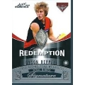 2012 Eternity - Signature Redemption - Dyson HEPPELL (Essendon) Rising Star Medal
