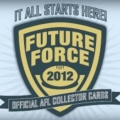 2012 Future Force - Common Set (86)