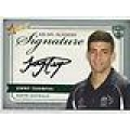 2012 Future Force - Green Signtaure - Jimmy TOUMPAS (SA) #013/150