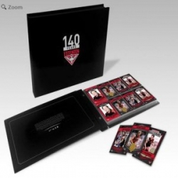 140 Years - ESSENDON Hall of Fame SET (130 + 9 SIGNATURES) #/200