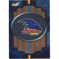 2013 Champions - Silver Parallel Team Set - Adelaide Crows (12)
