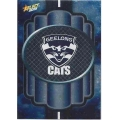 2013 Champions - Silver Parallel Team Set - Geelong Cats (12)