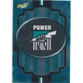 2013 Champions - Silver Parallel Team Set - Port Adelaide Power (12)