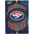 2013 Champions - Silver Parallel Team Set - Western Bulldogs (12)