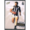 2013 Prime - Common Team Set - Collingwood Magpies (12)