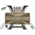2013 Prime - Signature Redemption - Steve JOHNSON (Geelong) Game Breaker