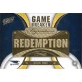 2013 Prime - Signature Redemption - Dean COX (Eagles) Game Breaker