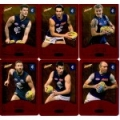 2014 Champions - Gold Foil Parallel Team Set - Carlton Blues (12)