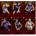 2014 Champions - Gold Foil Parallel Team Set - Fremantle Dockers (12)