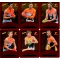 2014 Champions - Gold Foil Parallel Team Set - Greater Western Sydney (12)