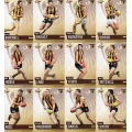 2014 Champions - Common Team Set - Hawthorn Hawks (12)