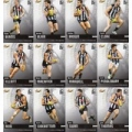 2014 Champions - Common Team Set - Collingwood Magpies (12)