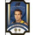 2014 Honours - Chris JUDD 2004 (Eagles/Carlton)