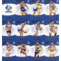2014 Honours - Common Team Set - North Melbourne Kangaroos (12)