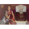 2016 Certified - GUERNSEY SIGNATURE - Dayne BEAMS #58/80