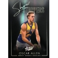 2020 Footy Stars - Showstoppers - O ALLEN #052/70