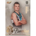 2020 Footy Stars - Gold Brownlow Predictor - O WINES #077/140