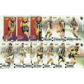2020 Footy Stars - Common Team Set - Collingwood Magpies (10)