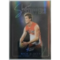 2020 Footy Stars - Showstoppers - N BLAKEY #017/70